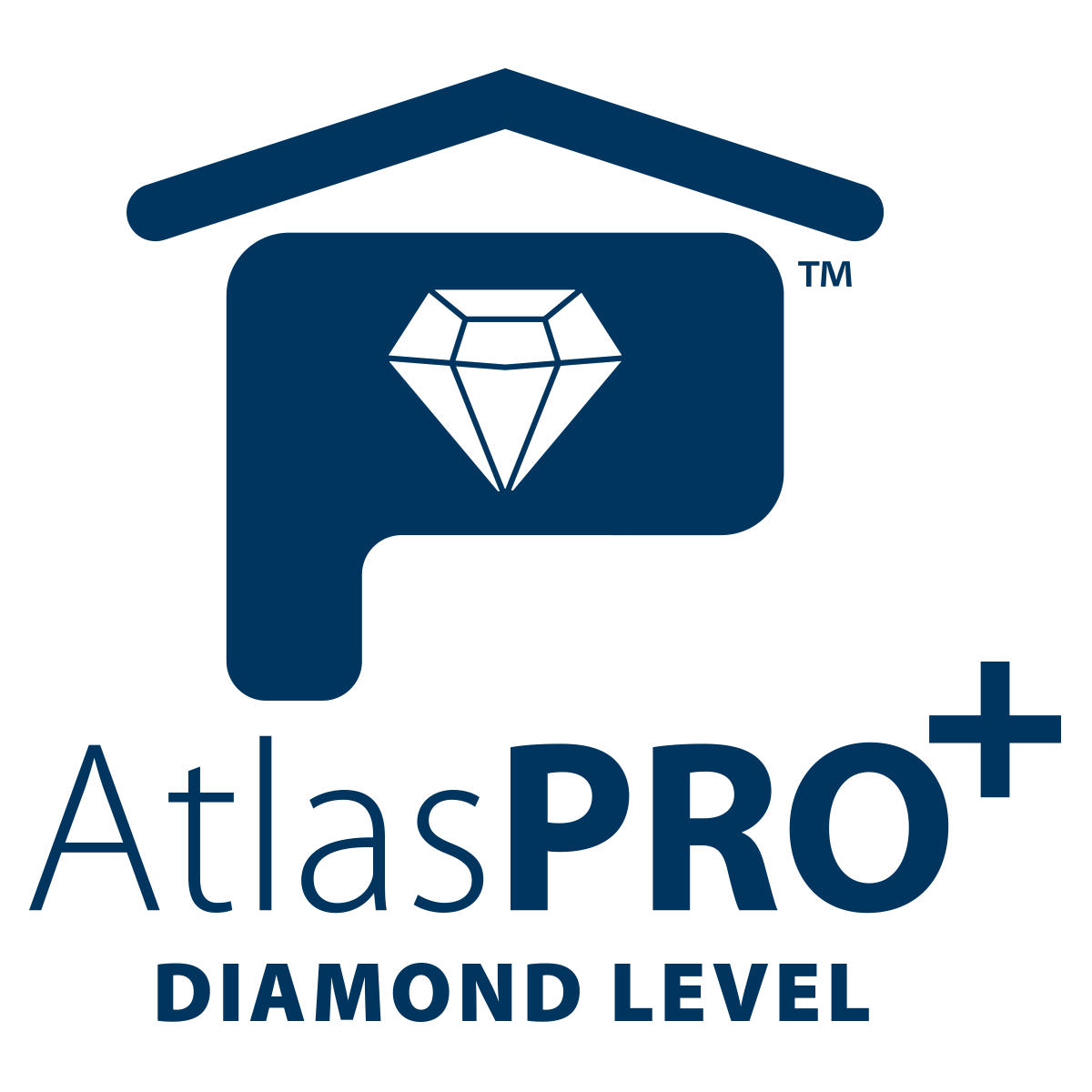 AtlasPRO+ Diamond Logo